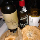 A light lunch courtesty of Piglet's Pantry and Butler's Wine Cellar