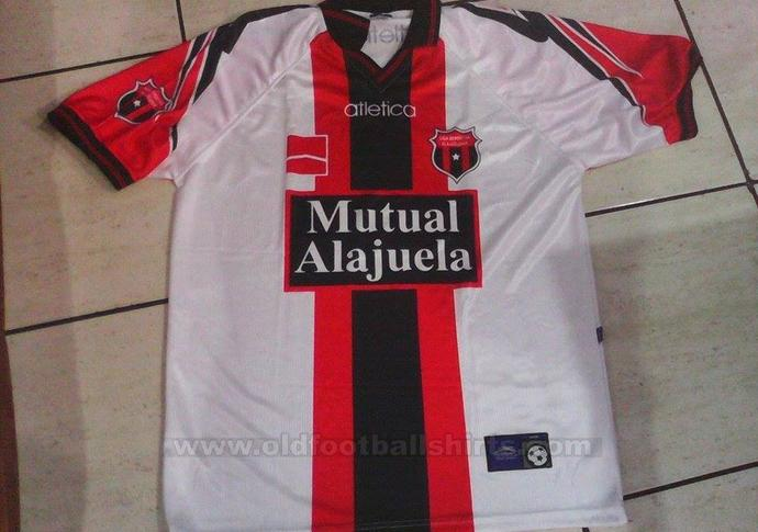 Shirt of the Week (5 Sep) - Deportiva Alajuelense (Costa Rica)